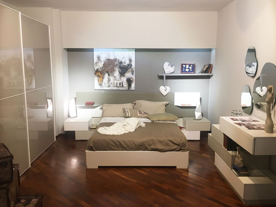 Beautiful mensole in camera da letto gallery design - Euromobilia quarto napoli cucine ...